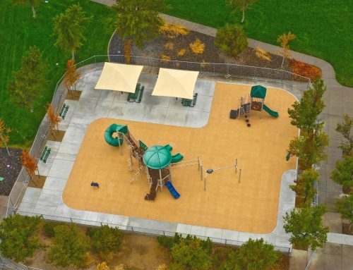 South Valleys Sports Complex Playground