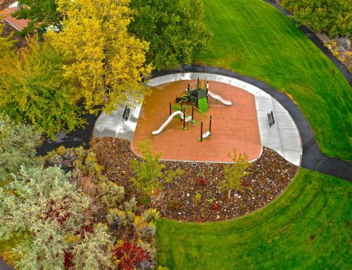 Thomas Creek Playground Rehabilitation Project