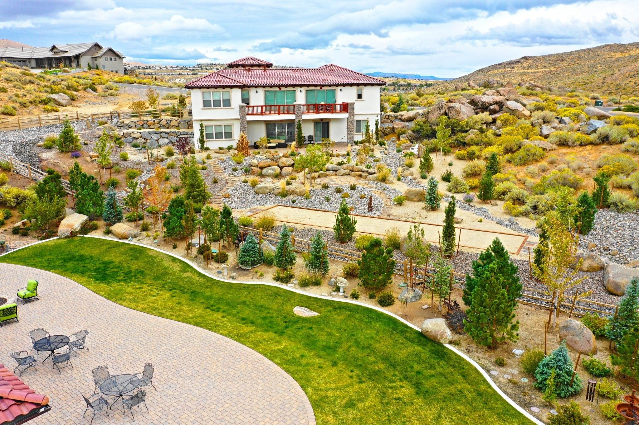 JADesign Reno Bourgon Residence Example