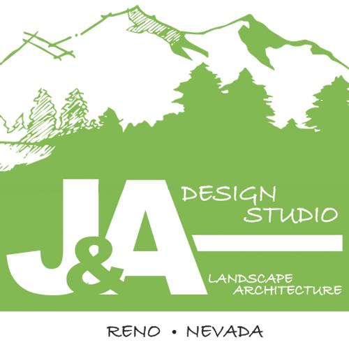 J & A Design Reno Logo